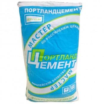 Цемент Липецкцемент М500 Д0 мешок 50кг