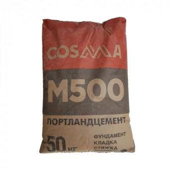Цемент Cosma М500 Д20 мешок 50 кг