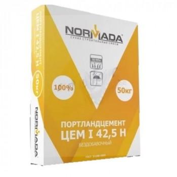 Цемент I NORMADA М500 Д0 мешок 50кг
