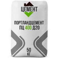 Портланд цемент М 400 Д-20