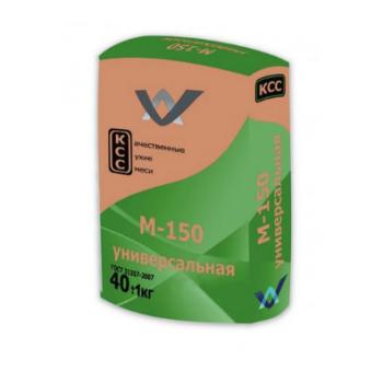 Пескобетон М150 ГОСТ (фасовка 40 кг)